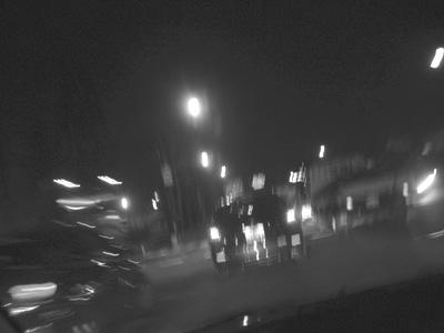 夜のハイウェイ5BW.jpg
